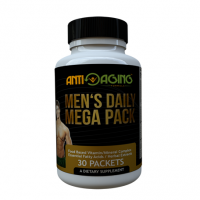 Men's Daily Mega Pack